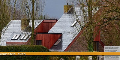 Architectenwoning Vorselaar (BE) hardhout FSC