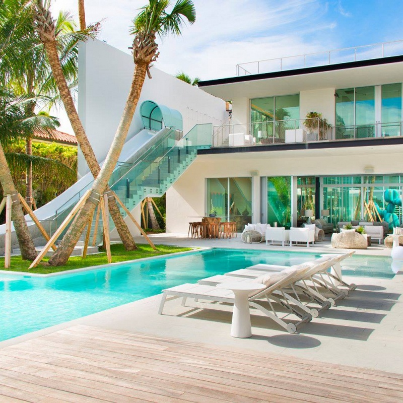 Luxe project Miami (USA)