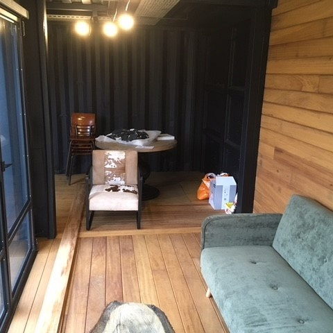 Containerwoning Ravels (BE)
